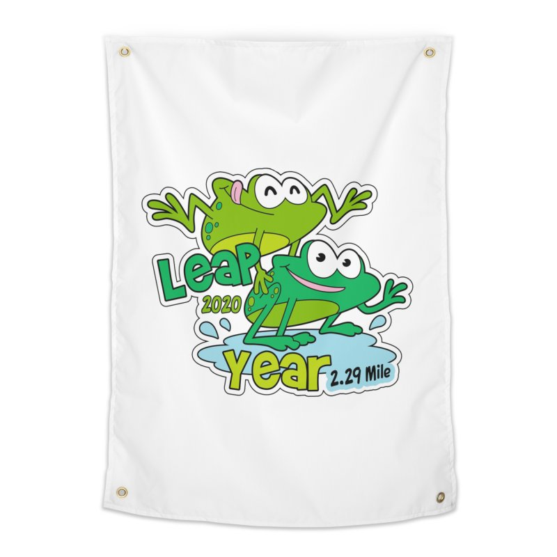 Leap Year 2020 Home Tapestry by Moon Joggers's Artist Shop