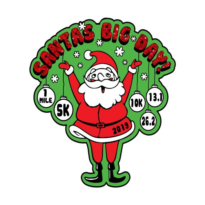 Santa's Big Day! by Moon Joggers's Artist Shop