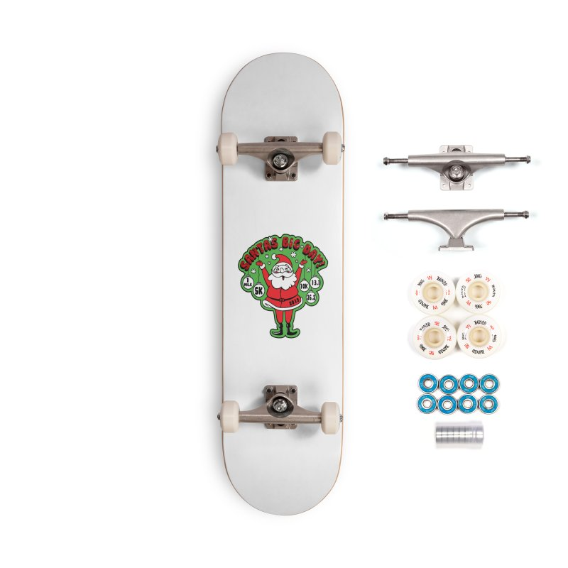 Santa's Big Day! Accessories Complete - Premium Skateboard by Moon Joggers's Artist Shop