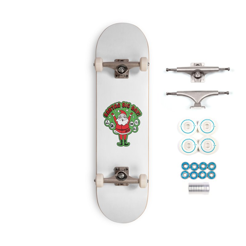 Santa's Big Day! Accessories Complete - Basic Skateboard by Moon Joggers's Artist Shop