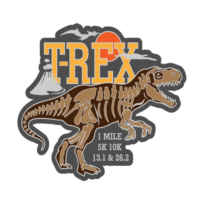 Dinosaurs! T-REX! by Moon Joggers's Artist Shop
