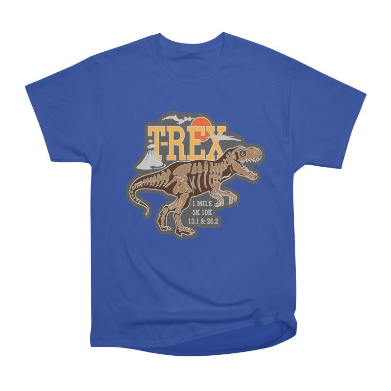 Dinosaurs! T-REX! Men's Heavyweight T-Shirt by Moon Joggers's Artist Shop