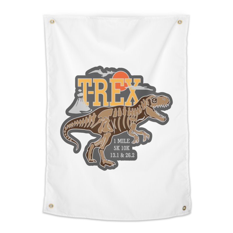 Dinosaurs! T-REX! Home Tapestry by Moon Joggers's Artist Shop