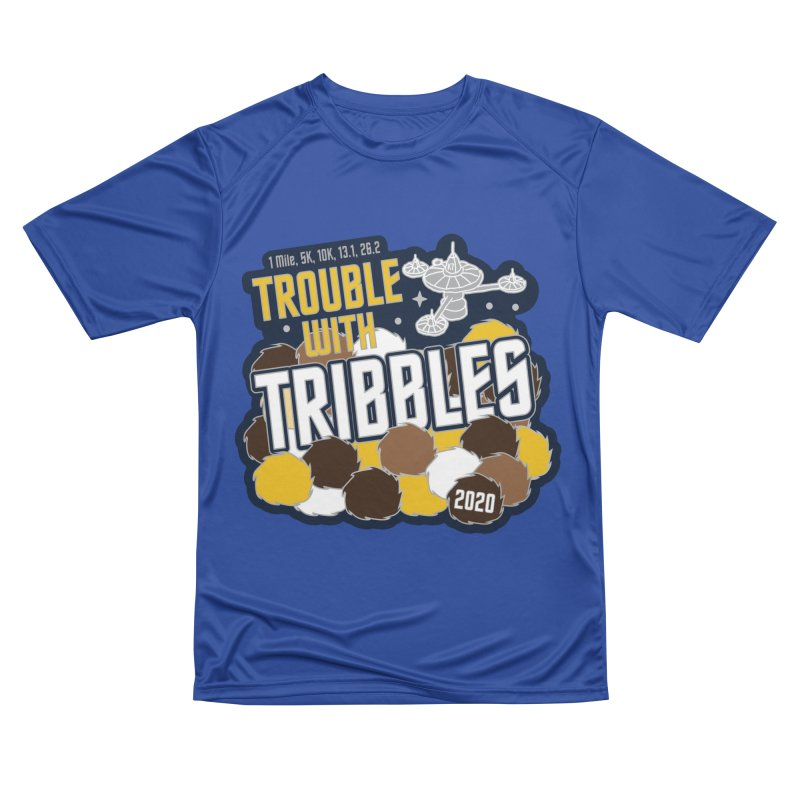 Trouble with Tribbles Men's Performance T-Shirt by Moon Joggers's Artist Shop