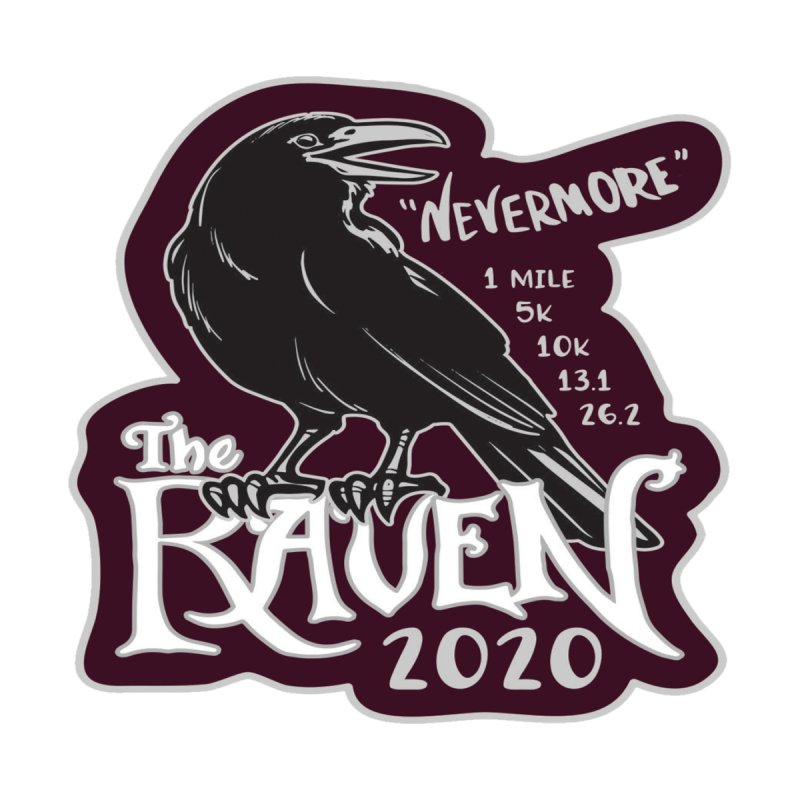 The Raven Men's T-Shirt by Moon Joggers's Artist Shop