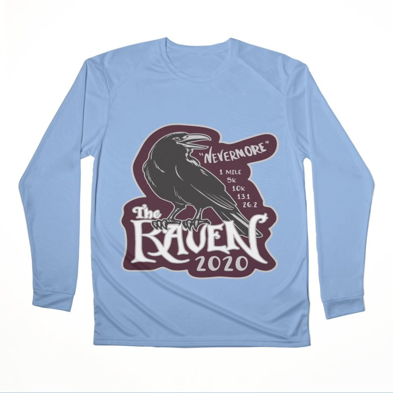 The Raven Men's Performance Longsleeve T-Shirt by Moon Joggers's Artist Shop