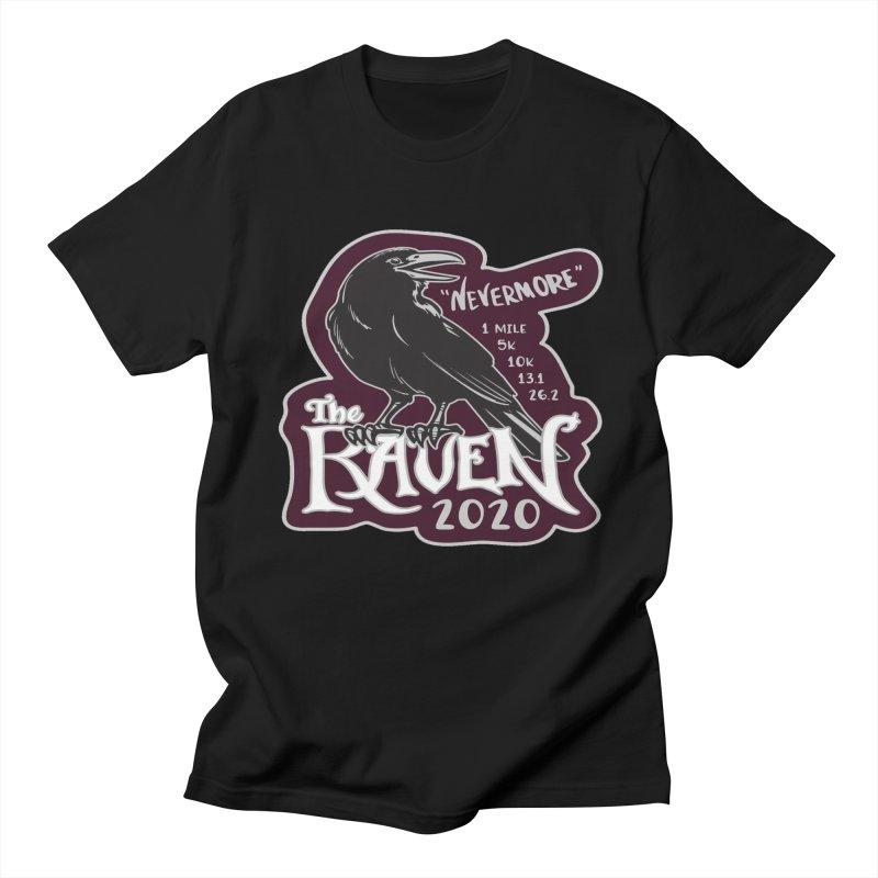 The Raven Men's Regular T-Shirt by Moon Joggers's Artist Shop