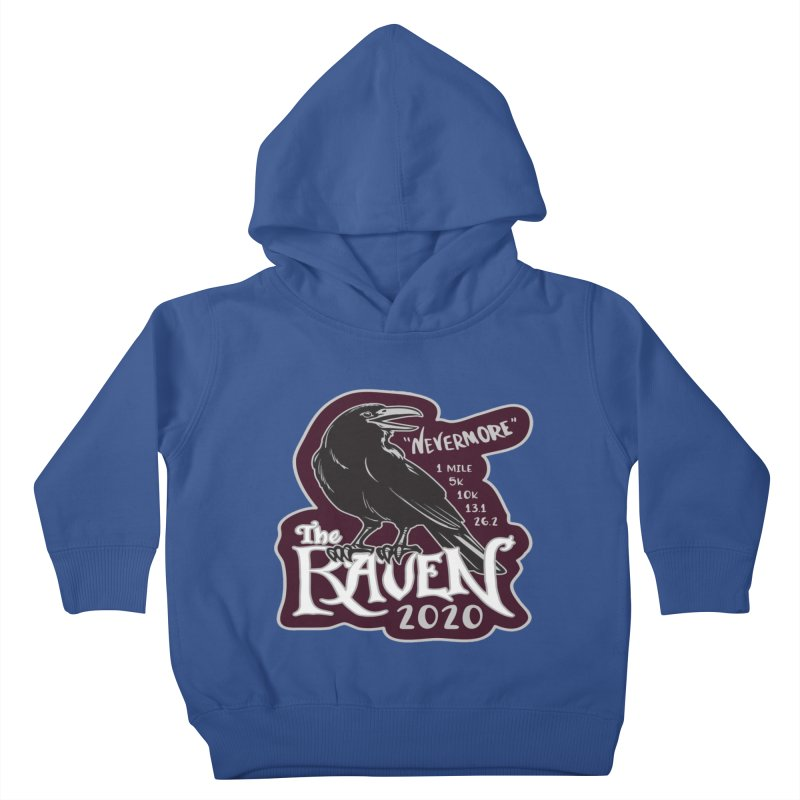 The Raven Kids Toddler Pullover Hoody by Moon Joggers's Artist Shop