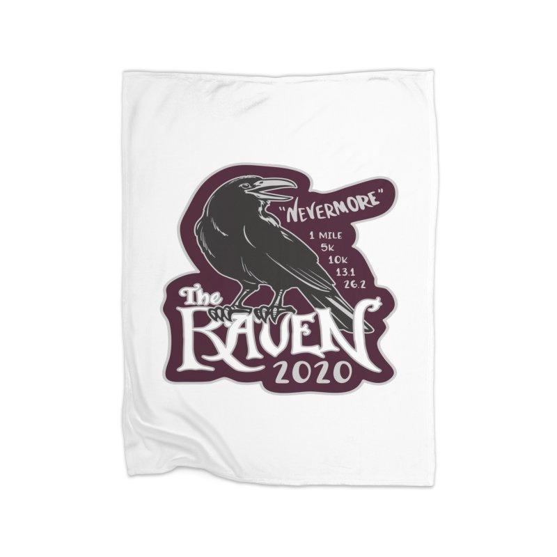 The Raven Home Fleece Blanket Blanket by Moon Joggers's Artist Shop