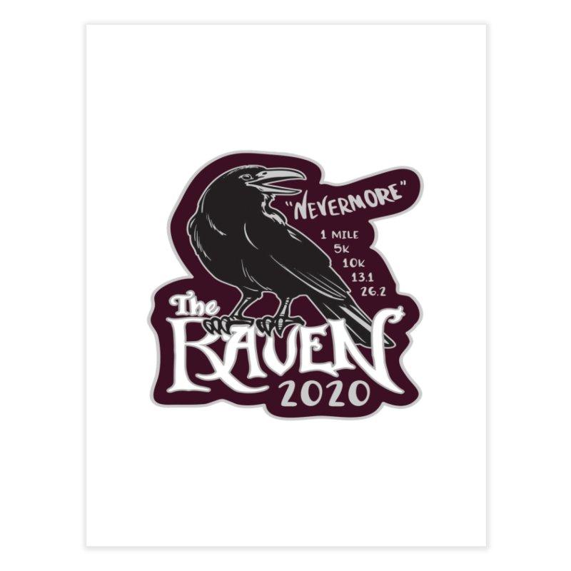 The Raven Home Fine Art Print by Moon Joggers's Artist Shop