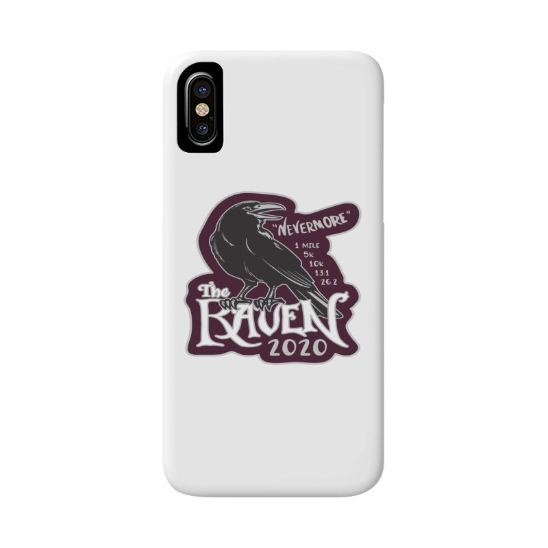 The Raven Accessories Phone Case by Moon Joggers's Artist Shop