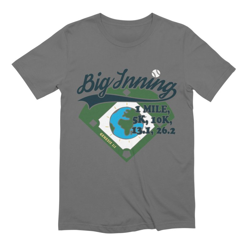 In the Big Inning Men's Extra Soft T-Shirt by Moon Joggers's Artist Shop