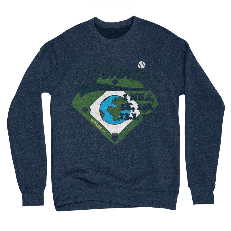In the Big Inning Men's Sponge Fleece Sweatshirt by Moon Joggers's Artist Shop