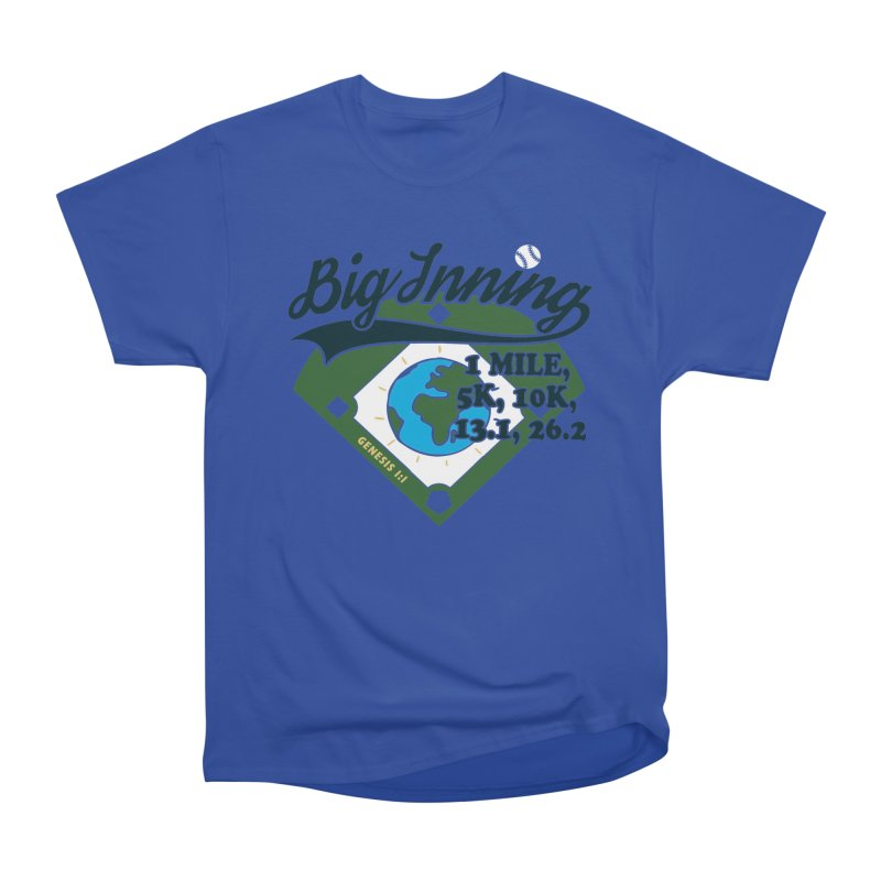 In the Big Inning Men's Heavyweight T-Shirt by Moon Joggers's Artist Shop