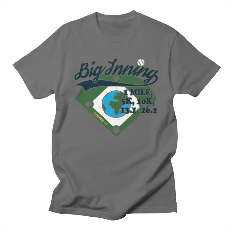 In the Big Inning Men's T-Shirt by Moon Joggers's Artist Shop