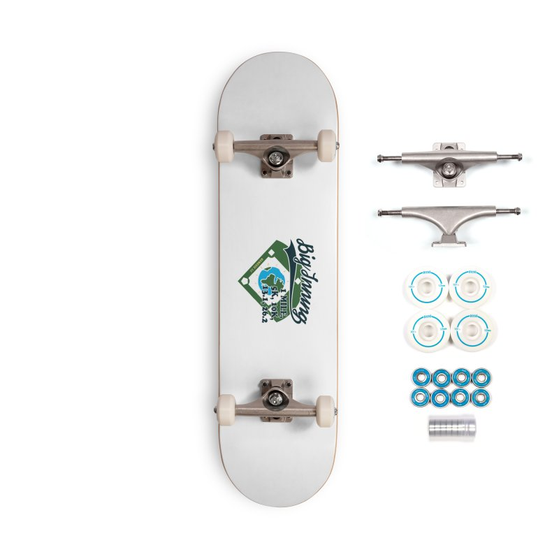 In the Big Inning Accessories Complete - Basic Skateboard by Moon Joggers's Artist Shop