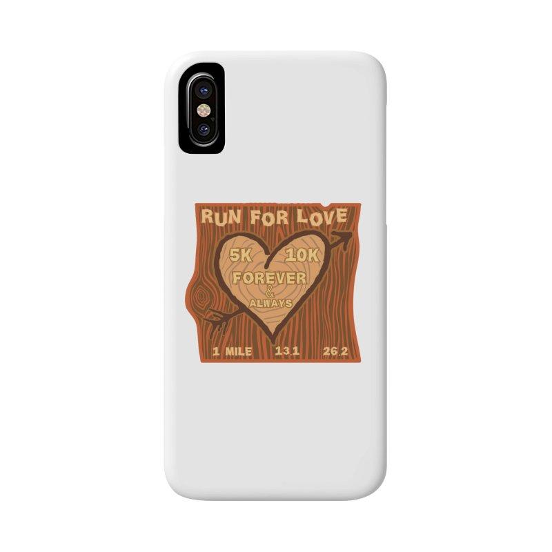 Run 4 Love Accessories Phone Case by Moon Joggers's Artist Shop
