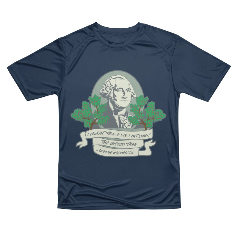President's Day: Washington Women's Performance Unisex T-Shirt by Moon Joggers's Artist Shop
