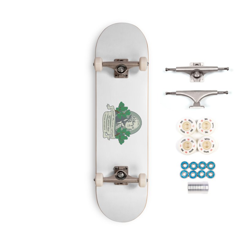 President's Day: Washington Accessories Complete - Premium Skateboard by Moon Joggers's Artist Shop