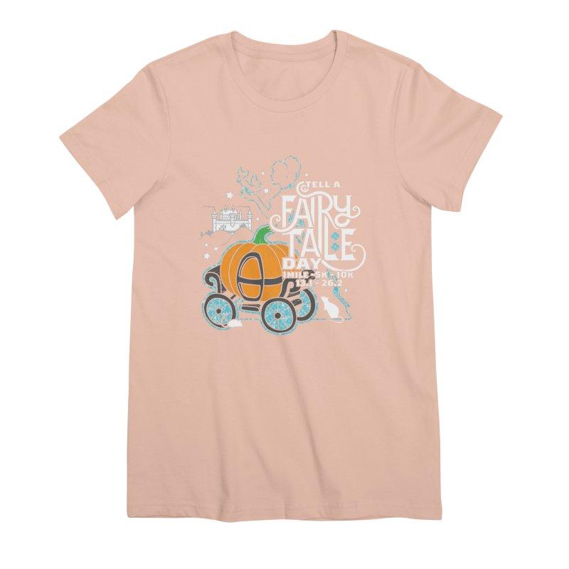 Fairy Tale Women's Premium T-Shirt by Moon Joggers's Artist Shop