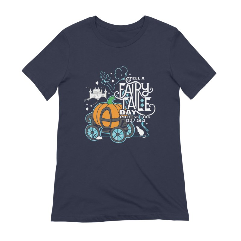Fairy Tale Women's Extra Soft T-Shirt by Moon Joggers's Artist Shop