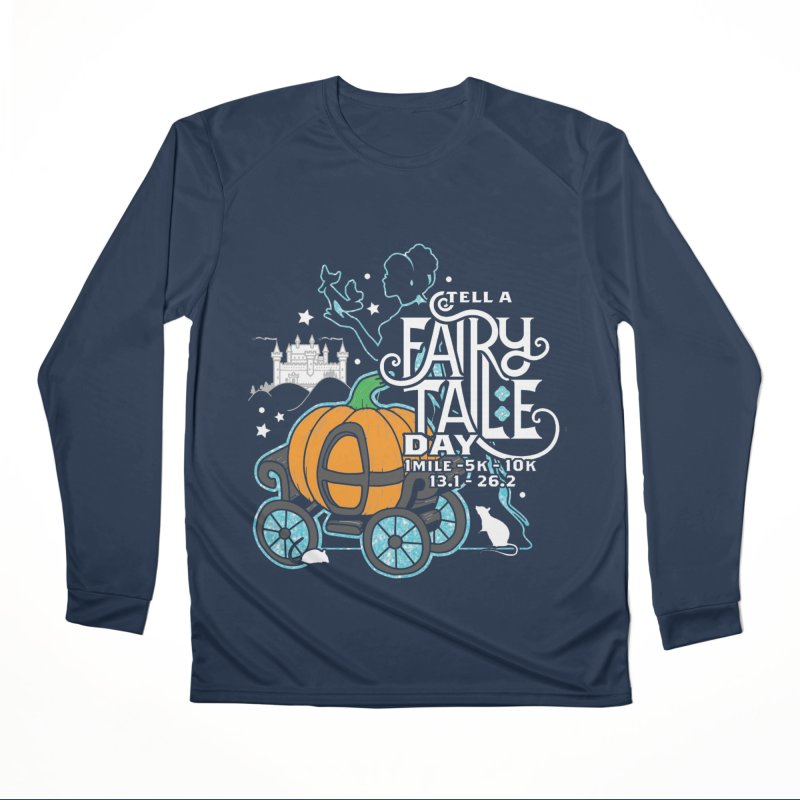 Fairy Tale Men's Performance Longsleeve T-Shirt by Moon Joggers's Artist Shop