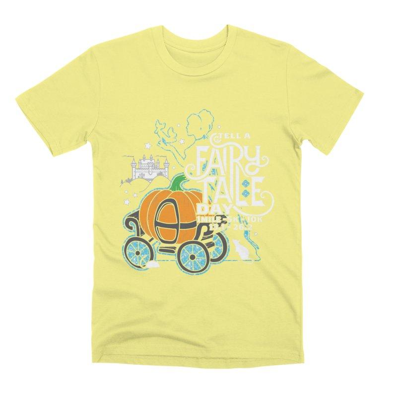 Fairy Tale Men's Premium T-Shirt by Moon Joggers's Artist Shop