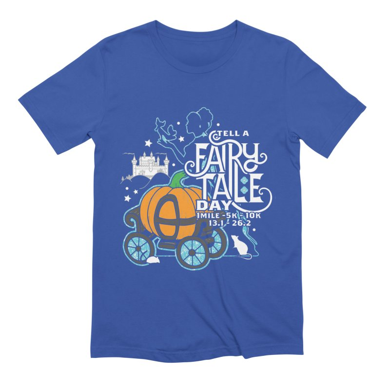 Fairy Tale Men's Extra Soft T-Shirt by Moon Joggers's Artist Shop