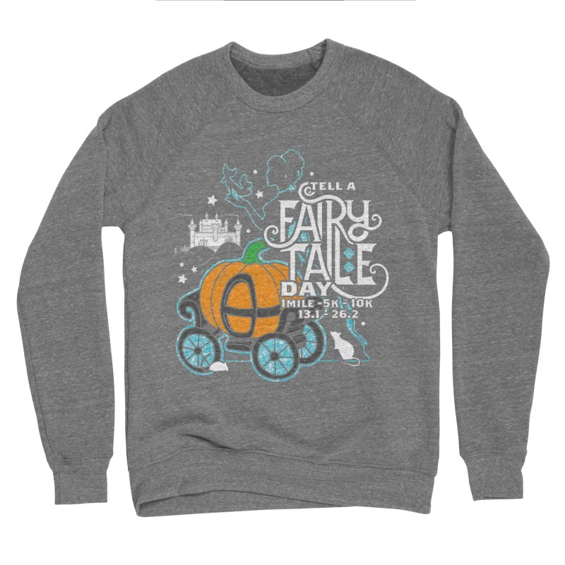 Fairy Tale Men's Sponge Fleece Sweatshirt by Moon Joggers's Artist Shop