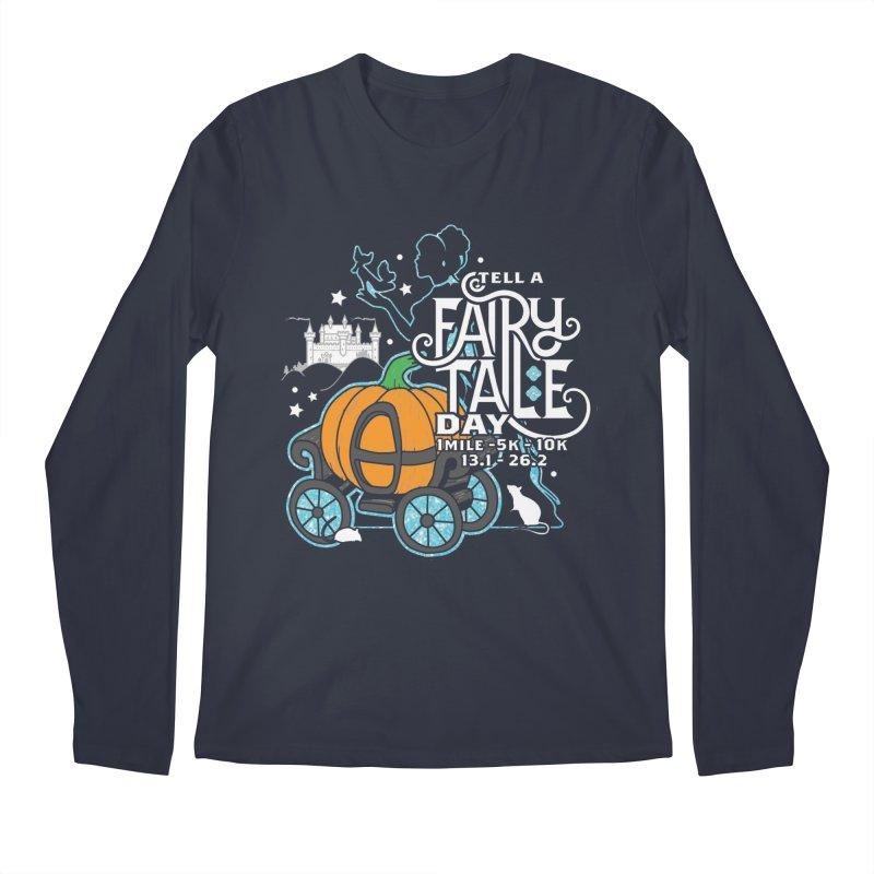 Fairy Tale Men's Regular Longsleeve T-Shirt by Moon Joggers's Artist Shop