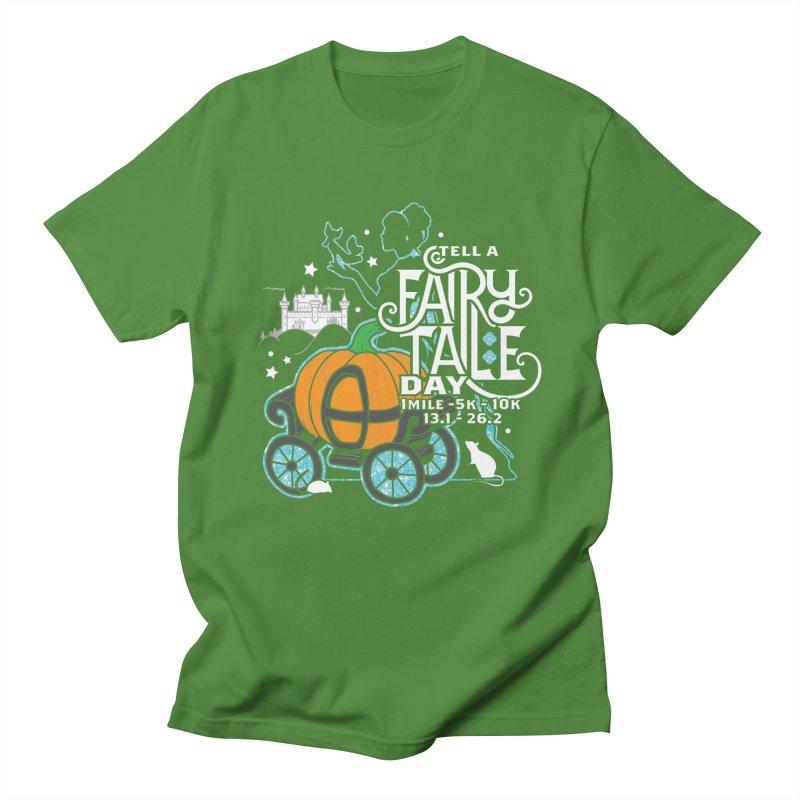 Fairy Tale Men's Regular T-Shirt by Moon Joggers's Artist Shop
