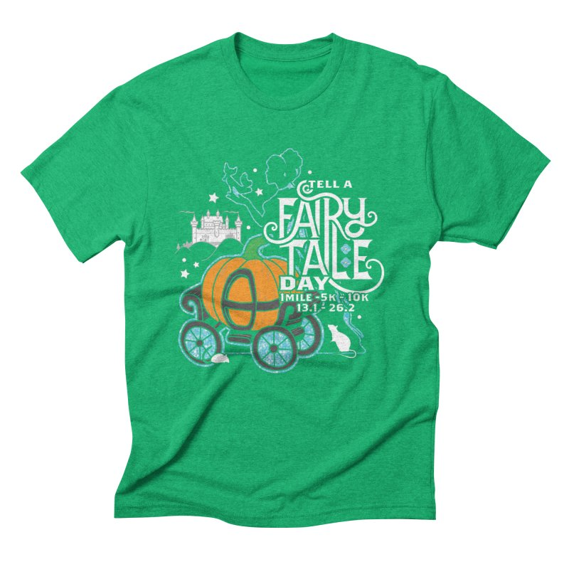 Fairy Tale Men's Triblend T-Shirt by Moon Joggers's Artist Shop
