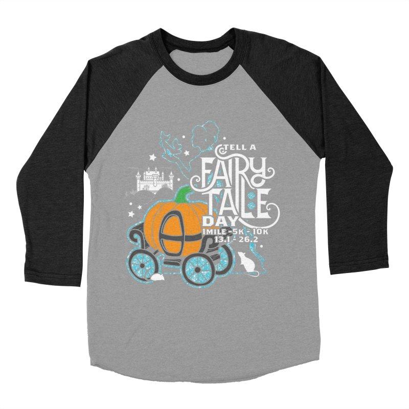 Fairy Tale Women's Baseball Triblend Longsleeve T-Shirt by Moon Joggers's Artist Shop