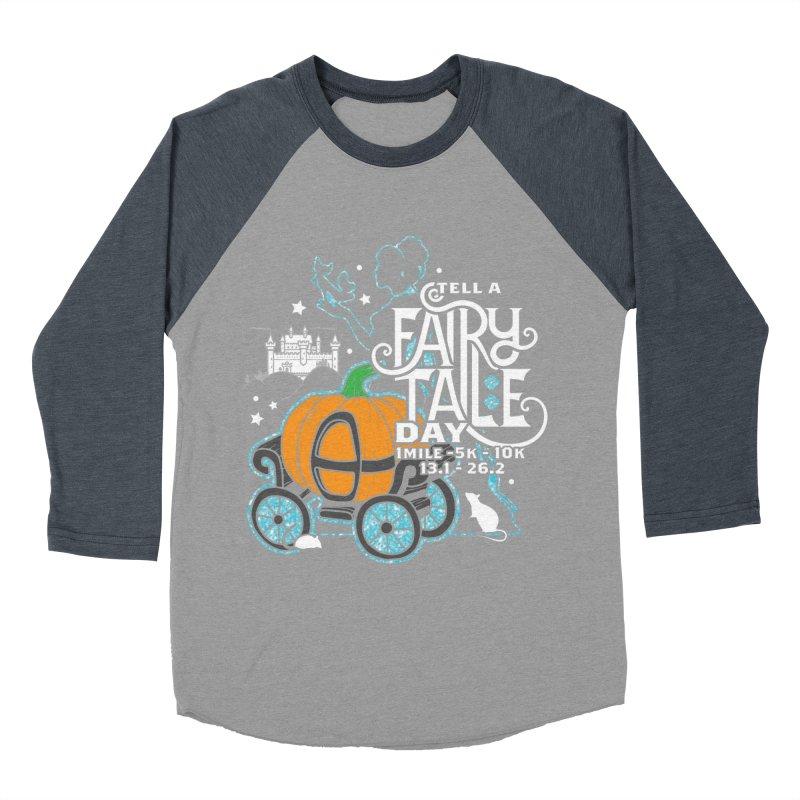 Fairy Tale Men's Baseball Triblend Longsleeve T-Shirt by Moon Joggers's Artist Shop
