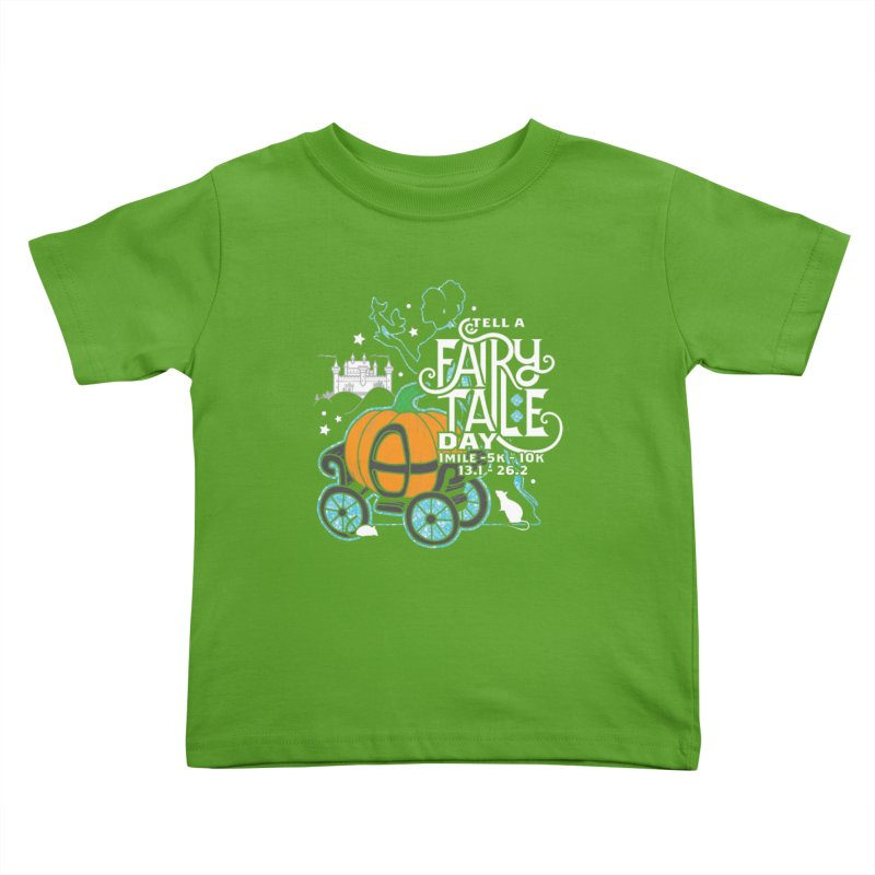 Fairy Tale Kids Toddler T-Shirt by Moon Joggers's Artist Shop