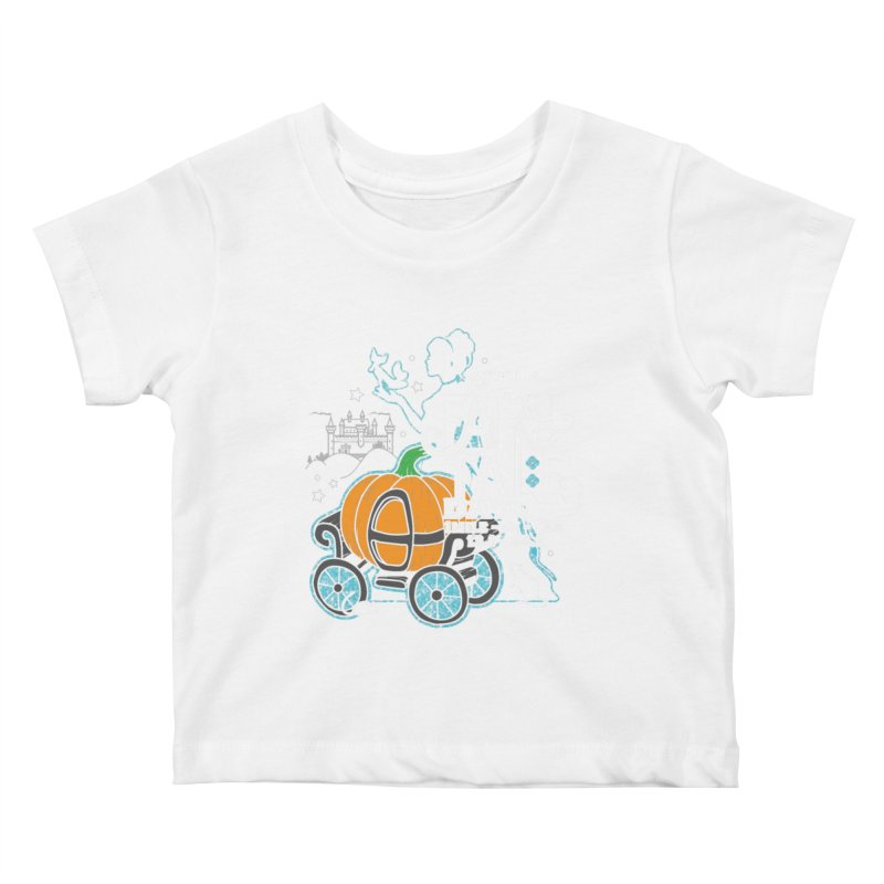 Fairy Tale Kids Baby T-Shirt by Moon Joggers's Artist Shop