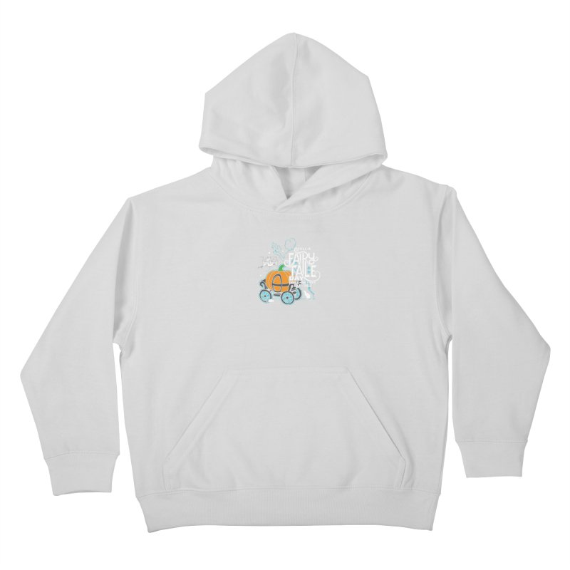 Fairy Tale Kids Pullover Hoody by Moon Joggers's Artist Shop