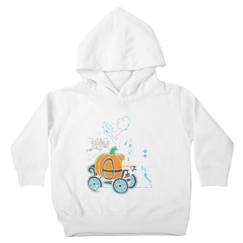 Fairy Tale Kids Toddler Pullover Hoody by Moon Joggers's Artist Shop