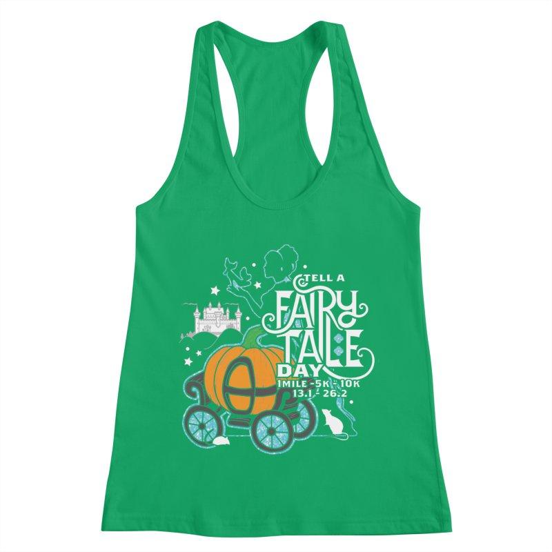 Fairy Tale Women's Racerback Tank by Moon Joggers's Artist Shop
