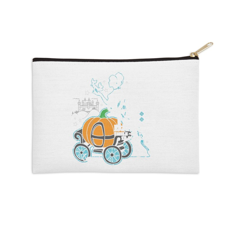 Fairy Tale Accessories Zip Pouch by Moon Joggers's Artist Shop