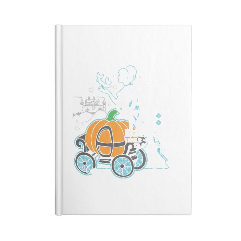 Fairy Tale Accessories Lined Journal Notebook by Moon Joggers's Artist Shop