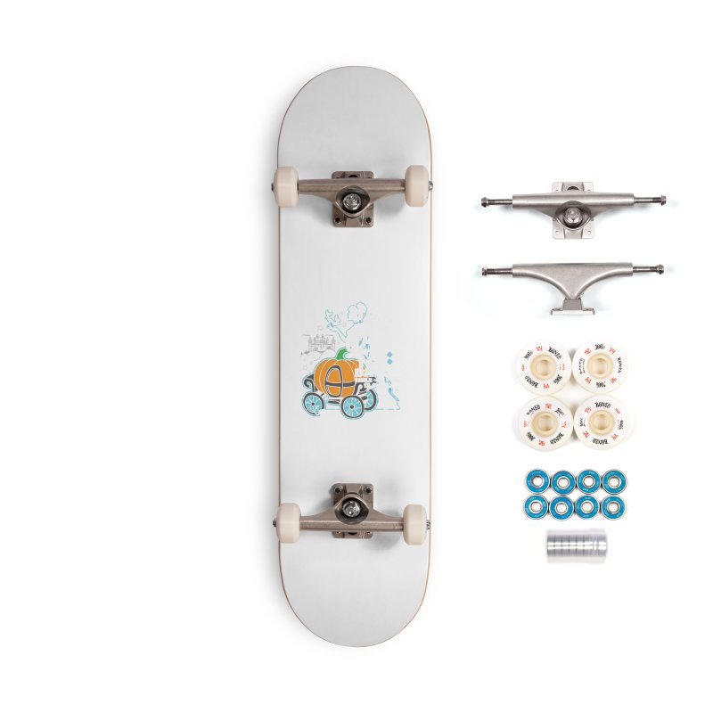 Fairy Tale Accessories Complete - Premium Skateboard by Moon Joggers's Artist Shop