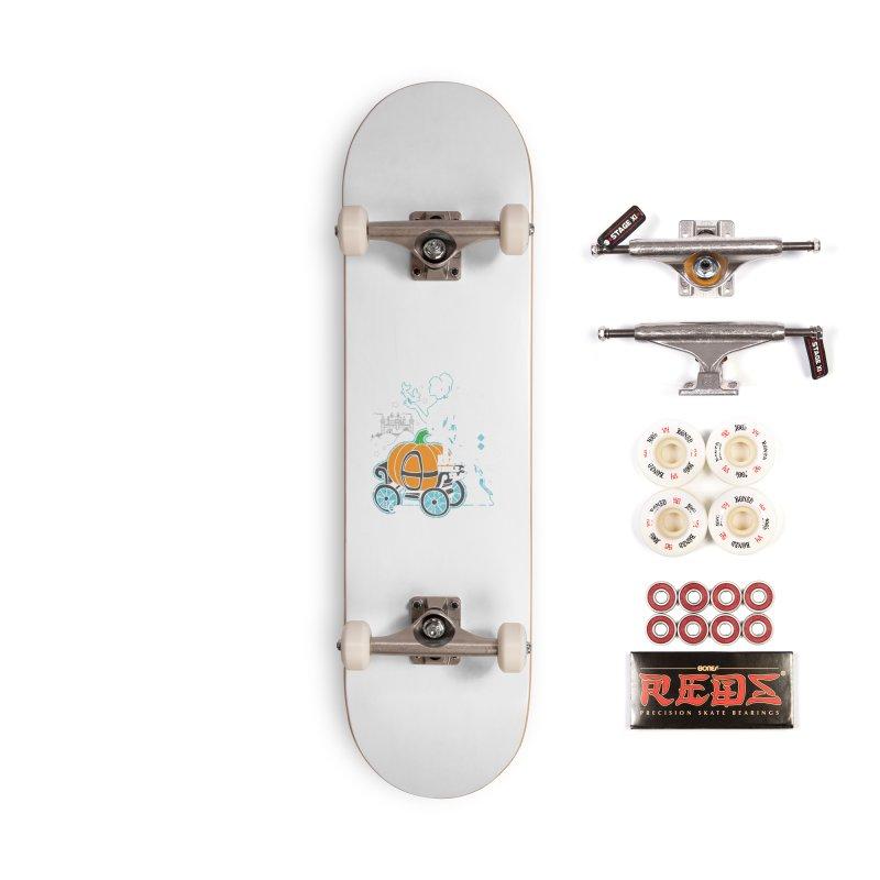 Fairy Tale Accessories Complete - Pro Skateboard by Moon Joggers's Artist Shop