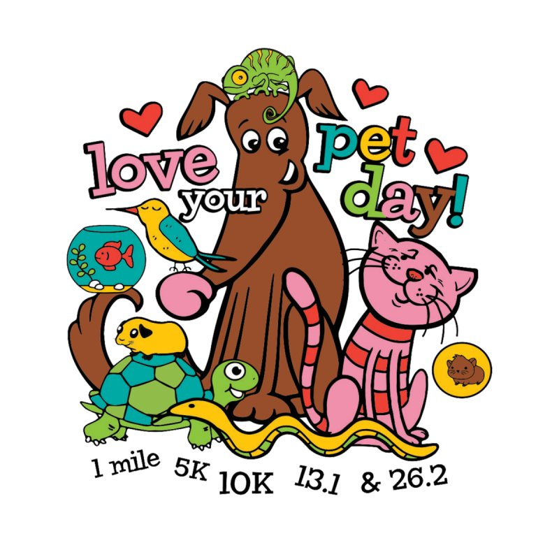 Love Your Pet by Moon Joggers's Artist Shop