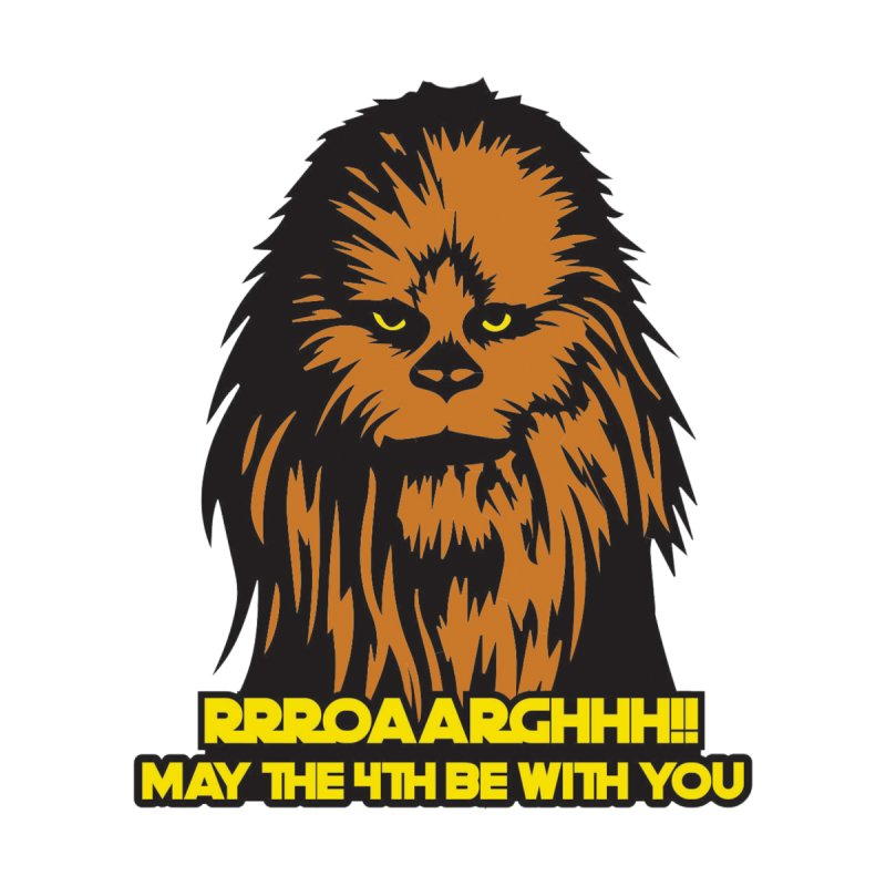 May the Fourth Be With You by Moon Joggers's Artist Shop