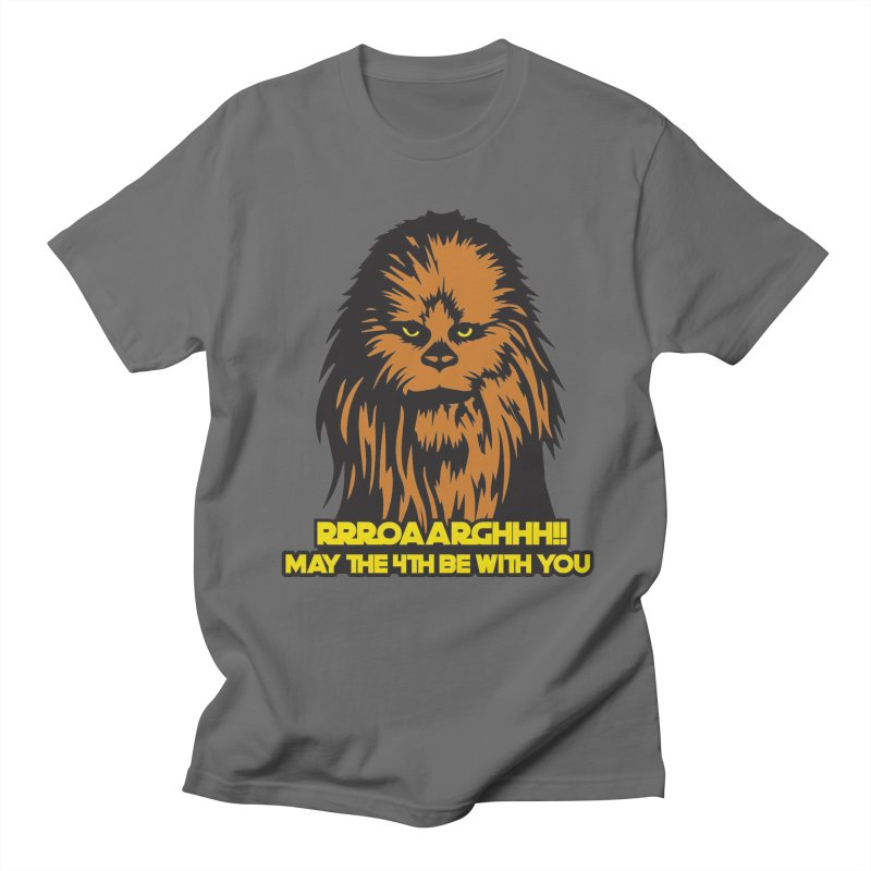 May the Fourth Be With You Men's T-Shirt by Moon Joggers's Artist Shop