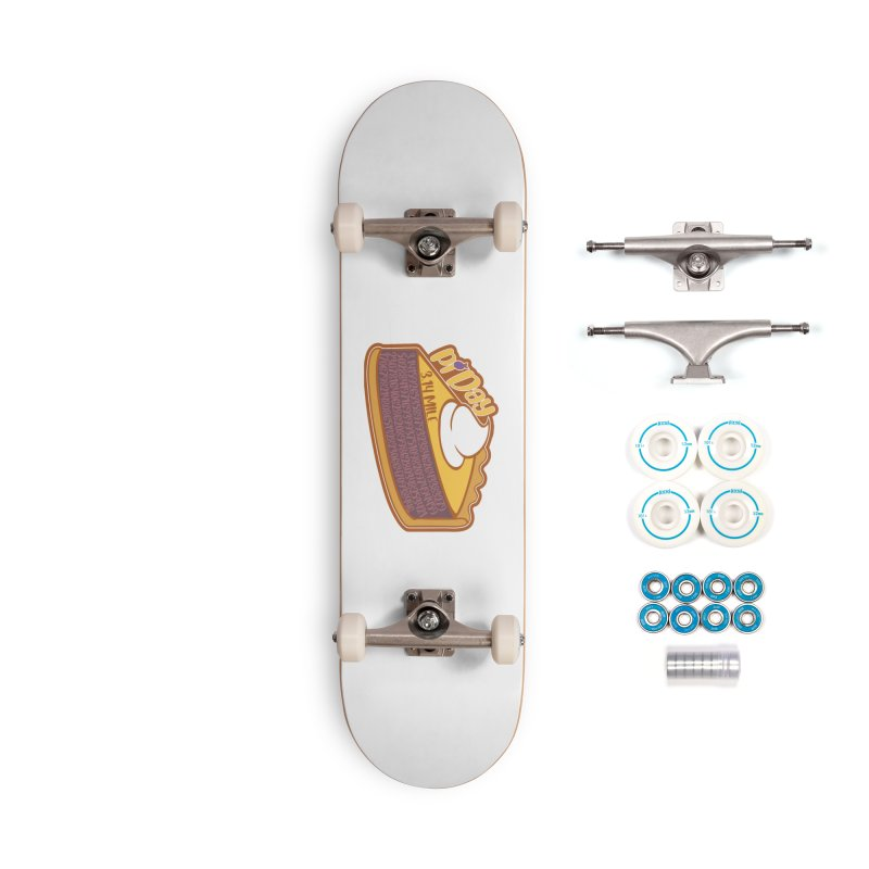 Pi Day Accessories Complete - Basic Skateboard by Moon Joggers's Artist Shop