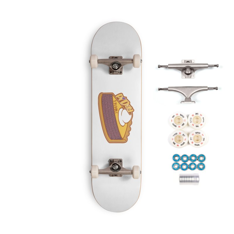 Pi Day Accessories Complete - Premium Skateboard by Moon Joggers's Artist Shop