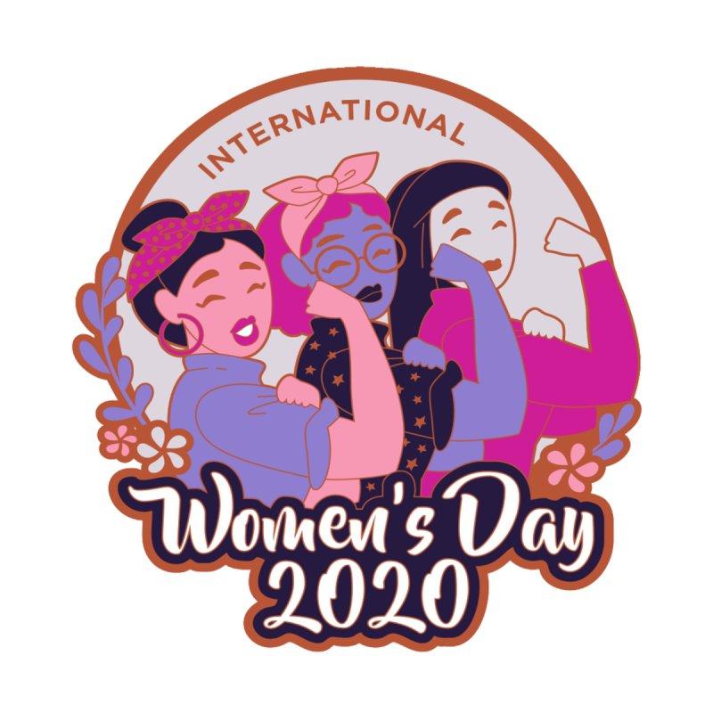 International Women's Day by Moon Joggers's Artist Shop