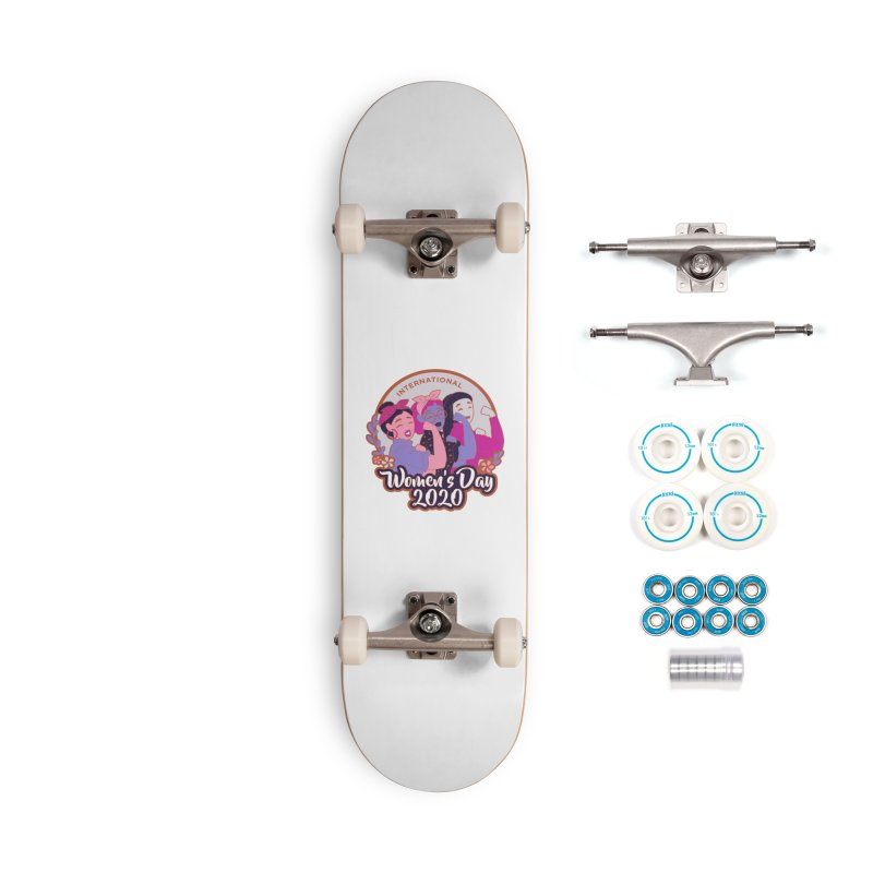 International Women's Day Accessories Complete - Basic Skateboard by Moon Joggers's Artist Shop